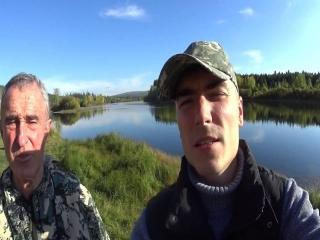охота и рыбалка в западной сибири видео